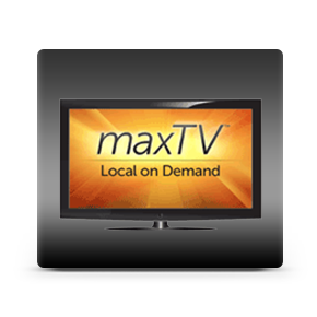 maxTV On Local Demand