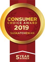 Consumer Choice Award 2019 - 5 Year Winner